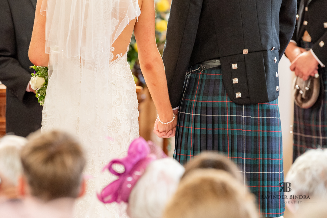 Second shooting at Rufflets Hotel St Andrews wedding photographer